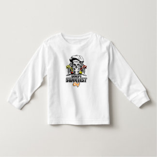 Pastry Chef: World's Sweetest Chef v6 Toddler T-shirt