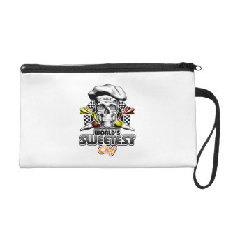 Pastry Chef: World's Sweetest Chef v6 Wristlet