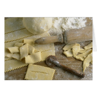 Pastry for bugnes For use in USA only.) Greeting Cards