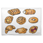 Pastry Placemats