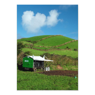 Pasture and dairy equipment card