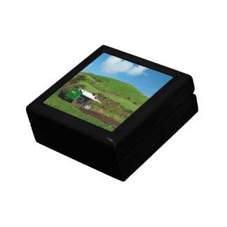 Pasture and dairy equipment keepsake box