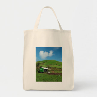 Pasture and dairy equipment tote bag
