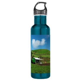 Pasture and dairy equipment water bottle