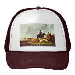 Pasture By Cuyp Aelbert Trucker Hat