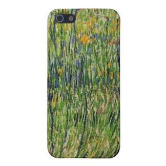 Pasture in Bloom by Vincent van Gogh Case For iPhone 5