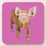 Pasture Pig Coaster