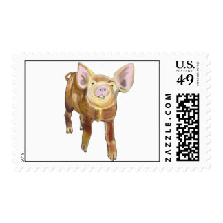 Pasture Pig Stamps