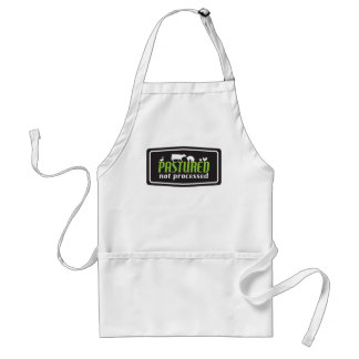 Pastured, not Processed Apron