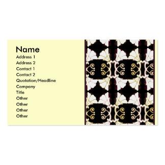pat31, nombre, dirección 1, dirección 2, contacto  tarjetas de visita