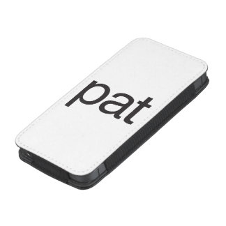 pat.ai bolsillo para iPhone