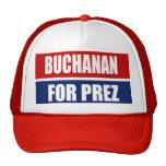 PAT BUCHANAN 2012 MESH HAT