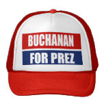 PAT BUCHANAN 2012 TRUCKER HAT