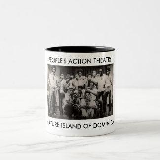 PAT Dominica Two-Tone Coffee Mug