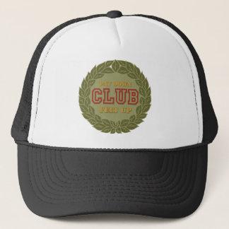 Pat Down Club Trucker Hat