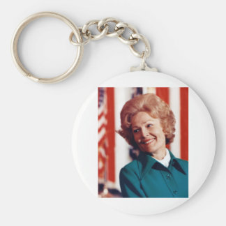Pat for First Lady Keychain