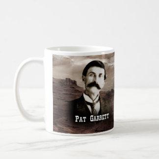 Pat Garrett Historical Classic White Coffee Mug