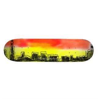 Pat Mucha Skate Board Deck
