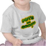 ¿Pat o Geno? Camisetas