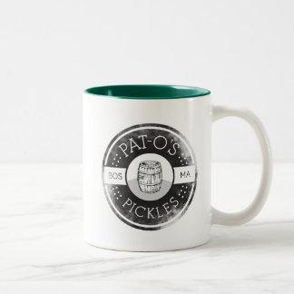 Pat-O s Pickles Coffee Mug 16oz