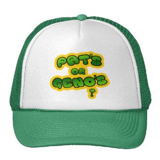 Pat s or Geno s Hat