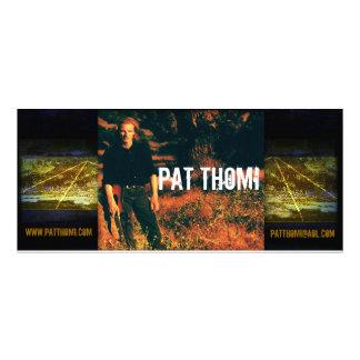 Pat Thomi Rack Card