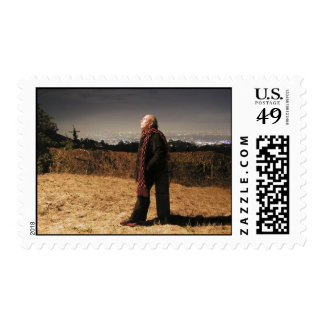 Pat Todd - Outskirts alt. cover stamp
