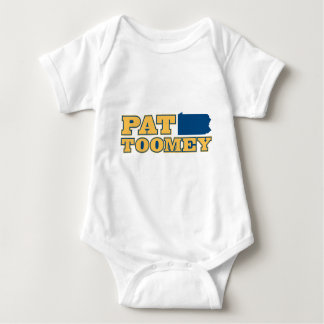 Pat Toomey for Pennsylvania Baby Bodysuit