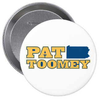 Pat Toomey for Pennsylvania Button