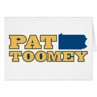 Pat Toomey for Pennsylvania Card