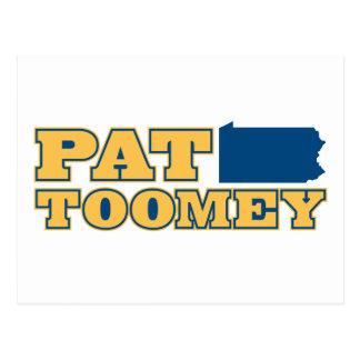 Pat Toomey for Pennsylvania Postcard