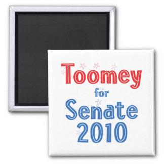 Pat Toomey for Senate 2010 Star Design Magnet