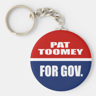 PAT TOOMEY FOR SENATE KEYCHAIN