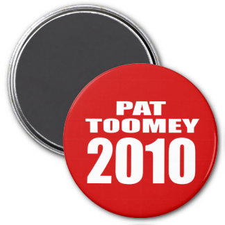 PAT TOOMEY FOR SENATE REFRIGERATOR MAGNETS