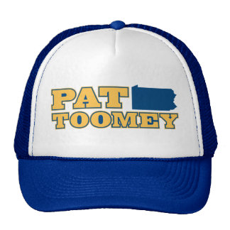 Pat Toomey para Pennsylvania Gorro