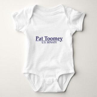 Pat Toomey U.S. Senate Baby Bodysuit