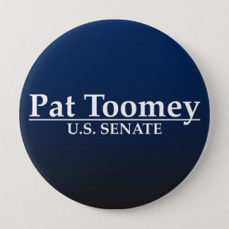Pat Toomey U.S. Senate Button