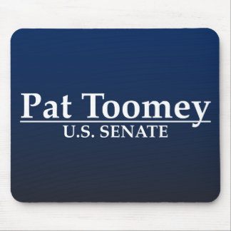Pat Toomey U.S. Senate Mouse Pad