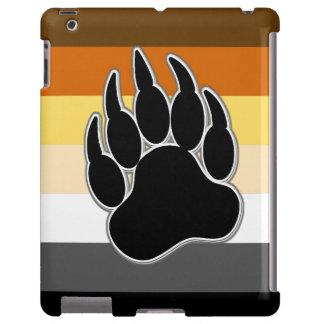 Pata de oso/garra en el caso de IPad del orgullo d Funda Para iPad
