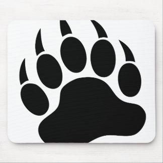 Pata de oso mousepads