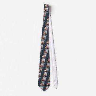 Pata del gato Alta-cinco Corbatas Personalizadas