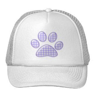 pata del gato de la guinga - púrpura gorra