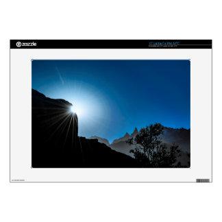 "Patagonia Landscape Scene, Aysen, Chile 15"" Laptop Decal"