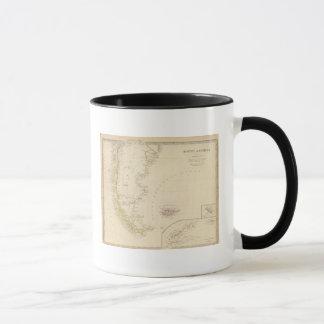 Patagonia, S Shetlands, S Orkneys Mug