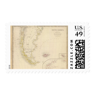 Patagonia, S Shetlands, S Orkneys Stamps