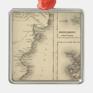 Patagonia South Orkney or Powell's Group Ornament
