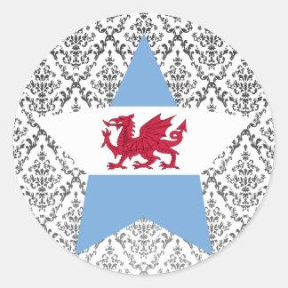 Patagonia Star Sticker