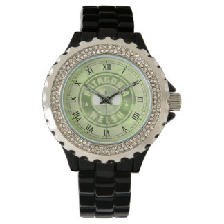 Patagonia Welsh Camo Flag Wristwatches