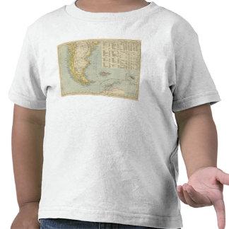 Patagonia y la Argentina Camisetas
