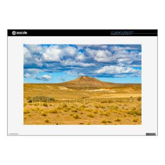 "Patagonian Landscape Scene, Argentina Decals For 15"" Laptops"